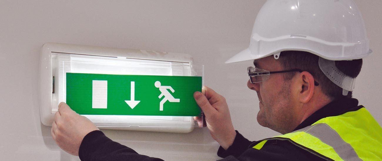 emergency lighting servicing